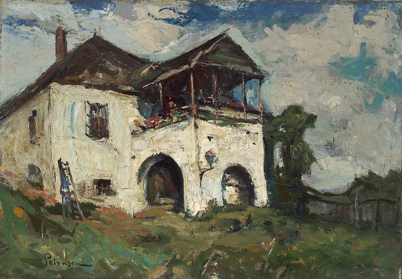 Casa Veche - Gheorghe Petrascu