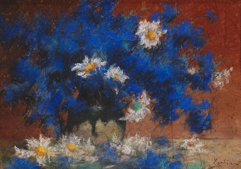 Flori Albastre - Stefan Luchian