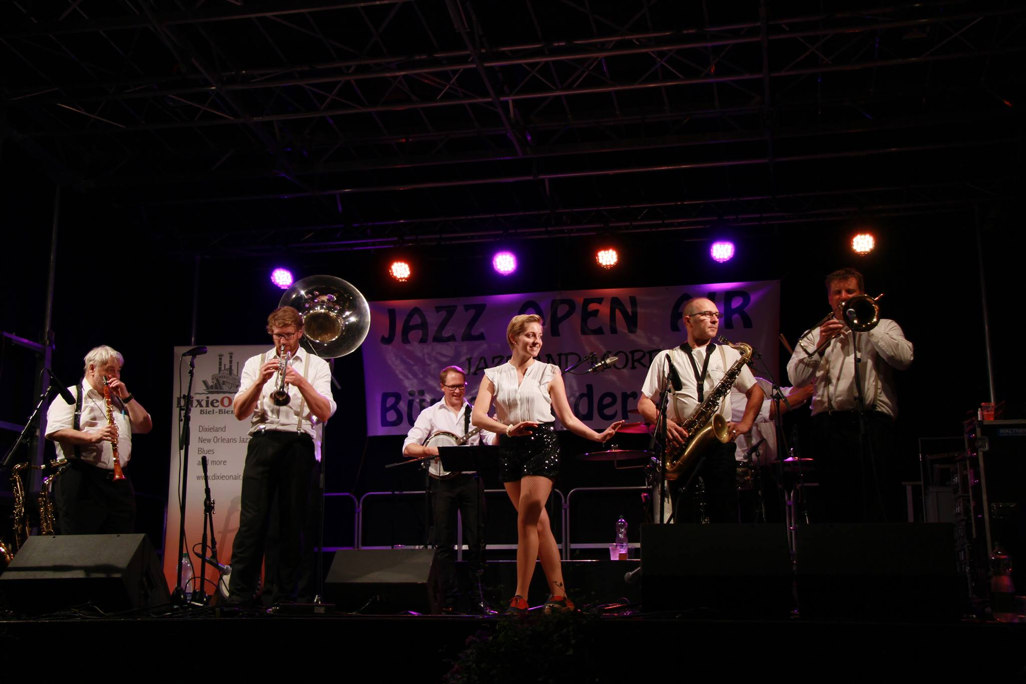 Jazz Open Air Büren 2017