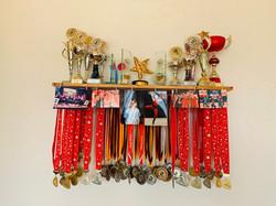 Medals & Trophies
