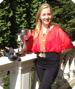 Swiss Championships 2012 Trophies