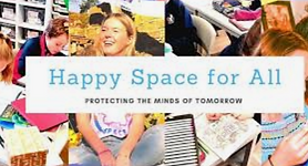 Donate to Happy Space for All to help raise £20,000 to provide invaluable mental wellbeing resources to 400 of the most in need schools in the country