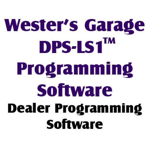 DPS-LS1(TM) Programming Software