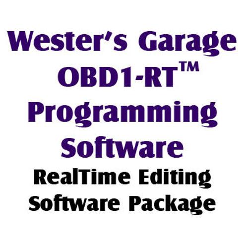 OBD1-RT(TM) Programming Software