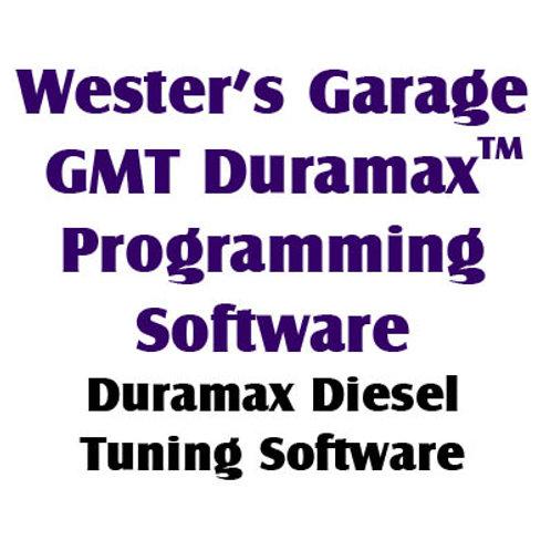 GMT Duramax(TM) Programming Software