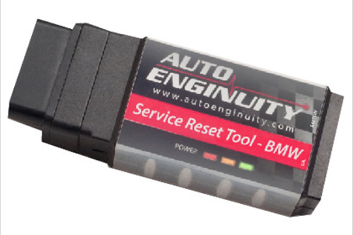 Service Reset Tool for '01-'16 BMWs