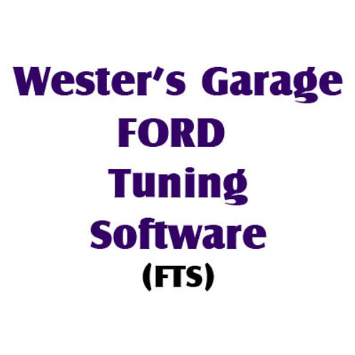FORD Tuning Software