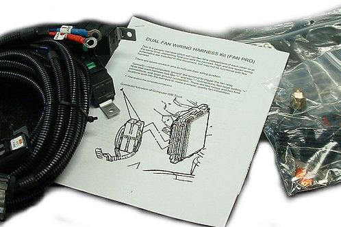 FAN PRO Dual Electric Fan Harness