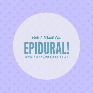hypnobirthing, epidural, birth