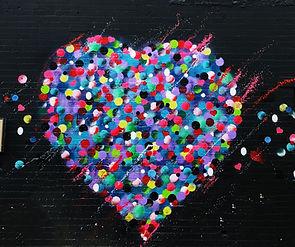 Herz Graffiti