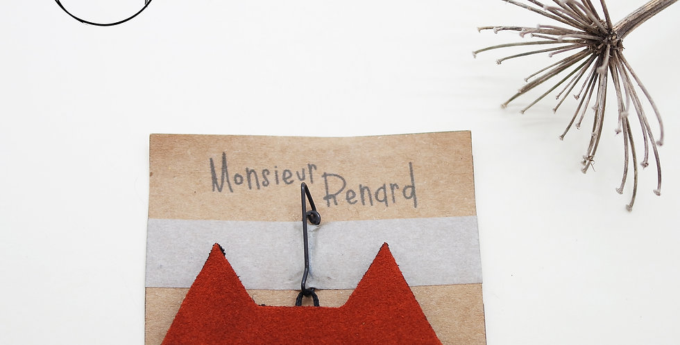 "Zip ""Monsieur Renard"""