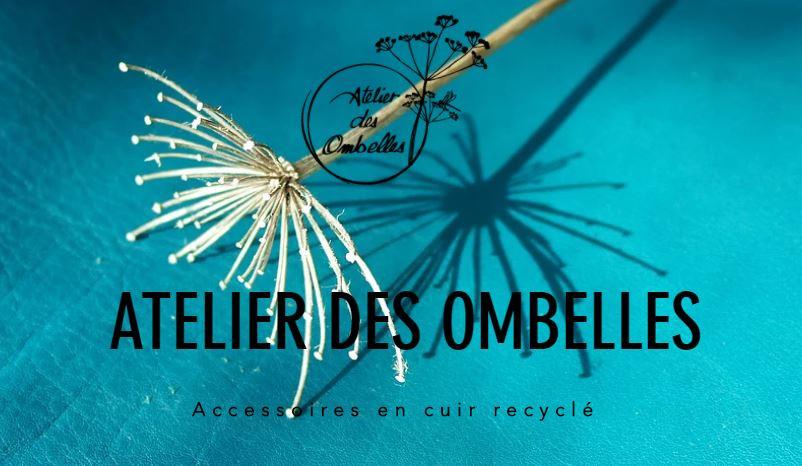 Photo d'accueil du site internet de l'atelier des ombelles