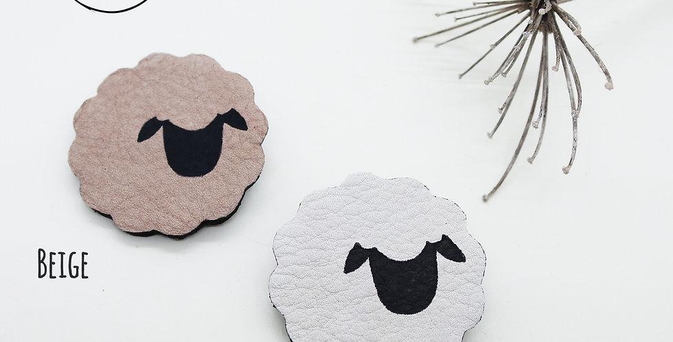 "Broche ""Mouton"""