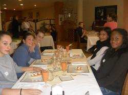 tous au restaurant gastronomique 4eme