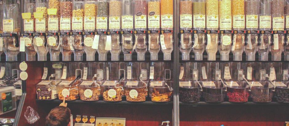 The Joy of Buying Food in Bulk