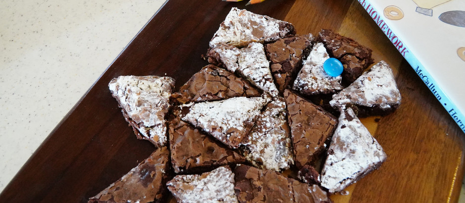 Terrific Tessellating Brownies