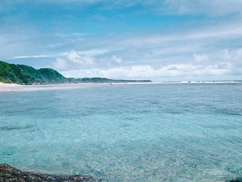 The Lost Beach of Okinawa