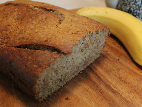 Best Banana Bread. Ever!