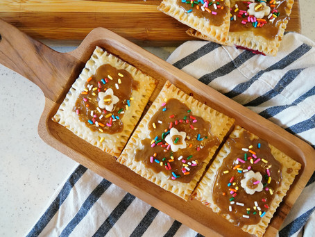 Cooking With Kids - Homemade Pop Tarts