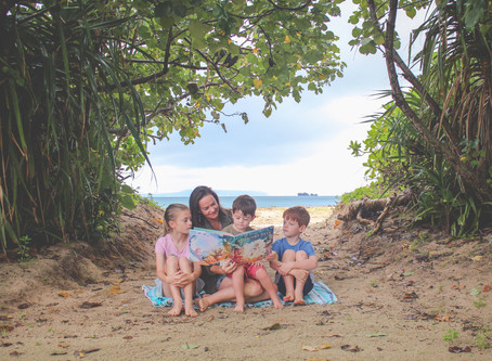 Homeschooling in Okinawa & Overseas