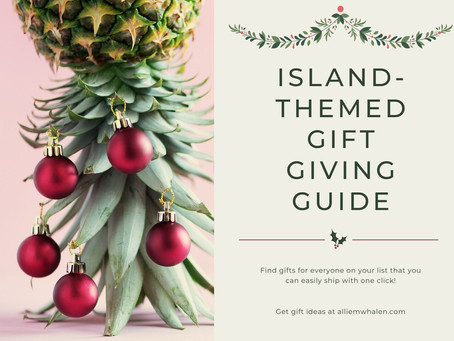 Island-Themed Gifts