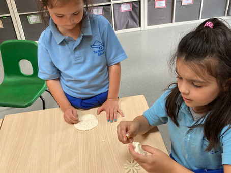Year 1 creations in RE