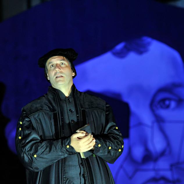 Freilichtspiele Seelbach 2017 Martin Luther