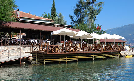 Kaş Nuri's Beach Bungalow Restoran