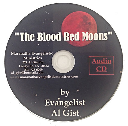 """The Blood Red Moons"""