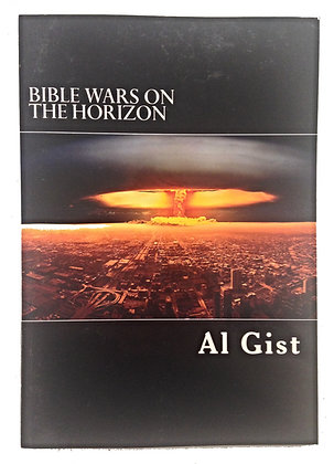"""Bible Wars on the Horizon"""