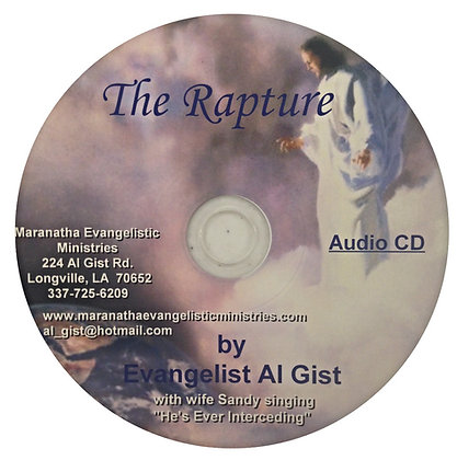 """The Rapture"""