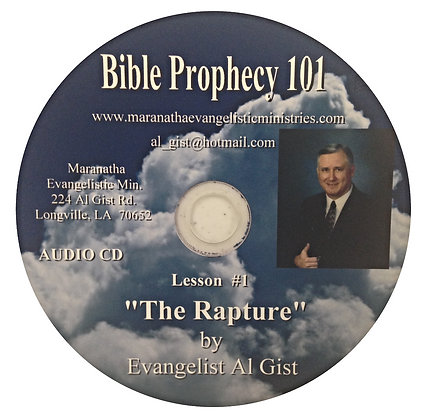 """""""Bible Prophecy 101"""""""