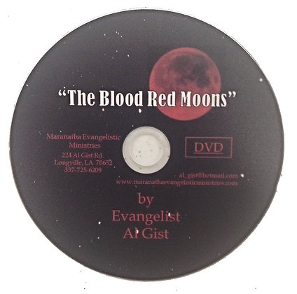 """""""The Blood Red Moons"""""""