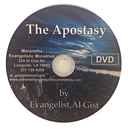 """""""The Apostasy"""" (D)"""