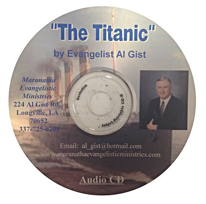 """""""The Titanic"""" (C)"""