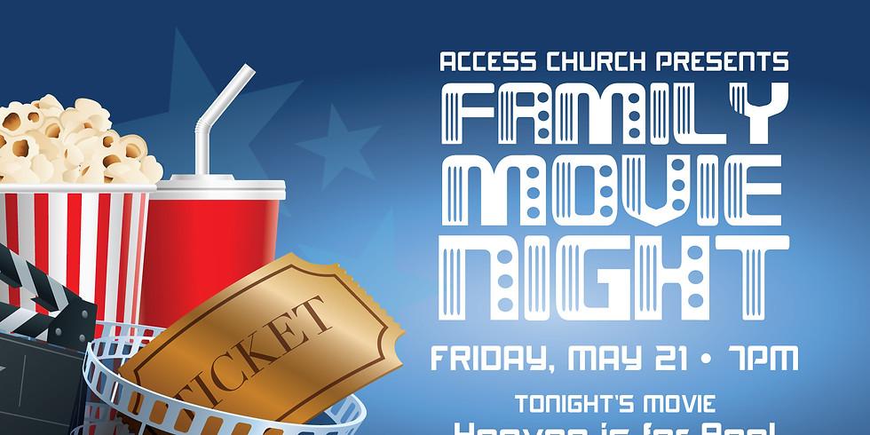 Access Church Movie Night