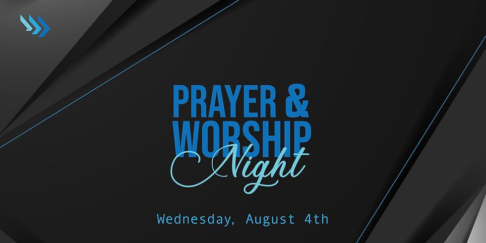 Prayer and Worship Night
