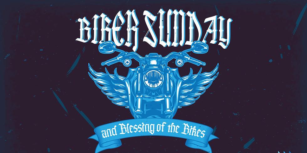 Biker Sunday