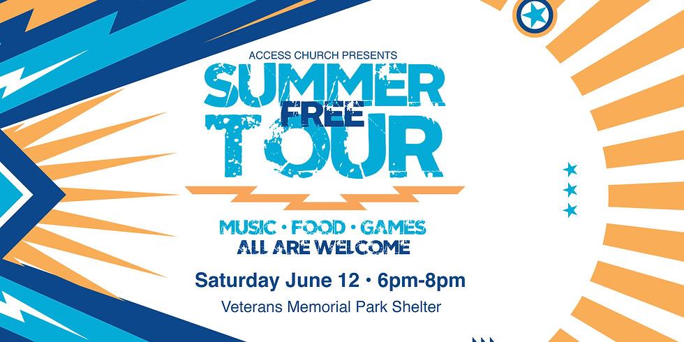 Summer Tour - Veterans Memorial