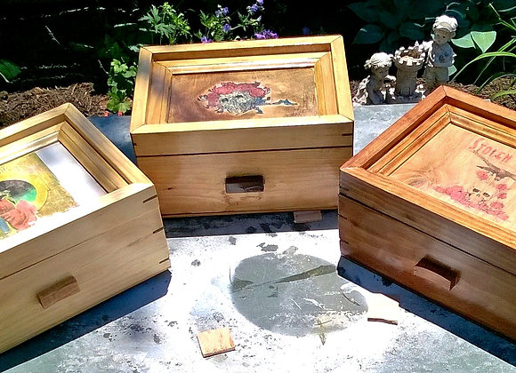 Customizable Valet boxes
