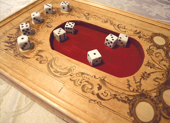 Rules for Poker Dice Game