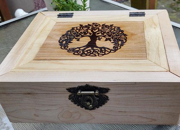 Memory Keepsake Box