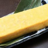 寿司屋の大きな玉子焼