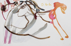 La Princesse de C. GRENOBLE2014 (13)  (40x60 cm)