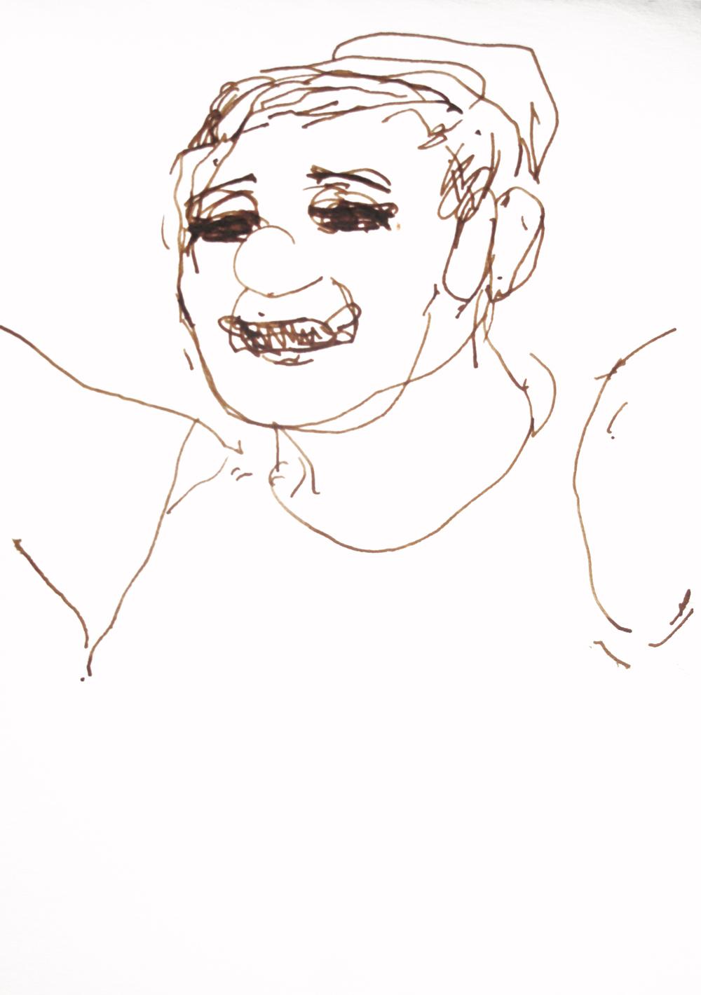 Last clown 12x8 cm (8)