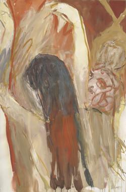 Le salon de mucique - (120x80 cm)