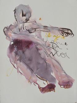 Danse O n°5678 (35x28 cm)