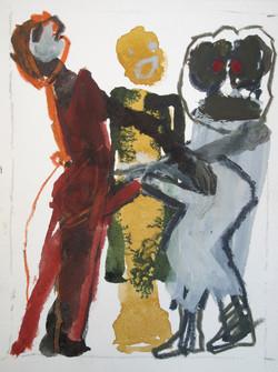 La trilogie (20x15 cm)
