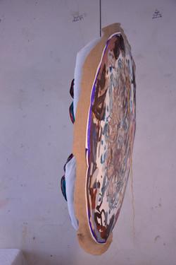 Une étamine à peindre - Rcto-verso