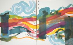 DIPTYQUE 37 (35x60 cm)-